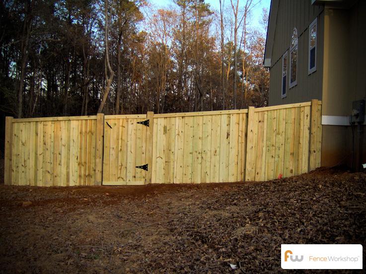 The Avalon Fence Workshop