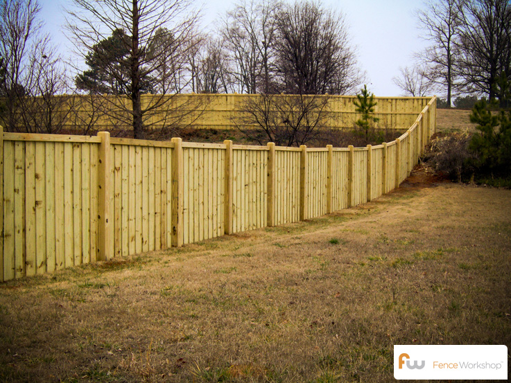 The Avalon Fence Workshop