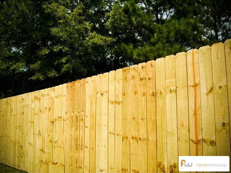 wood privacy fences. The Baxter Wood Privacy Fence Fences A