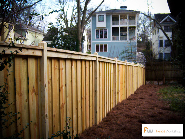 The Bloomfield Fence Workshop