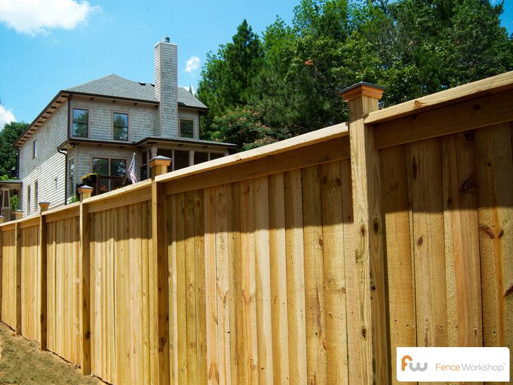 the boulevard fence workshop. Black Bedroom Furniture Sets. Home Design Ideas