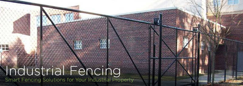 Fence Workshop Industrial Fencing