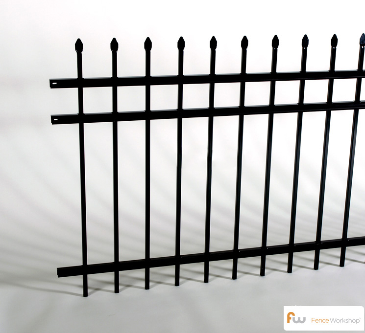 Echelon 3 Rail Classic Fence Workshop