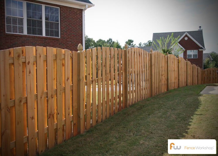 The peabody fence workshop the peabody wood privacy fence workwithnaturefo
