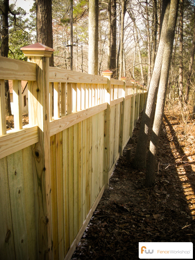 The St George Fence Workshop