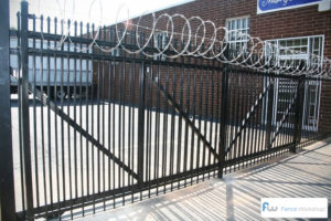 commercial fences and gates loganville ga