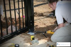 Gate Opener Repair Atlanta