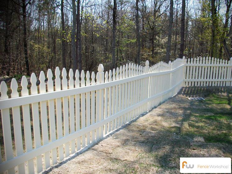 The Hancock Fence Workshop