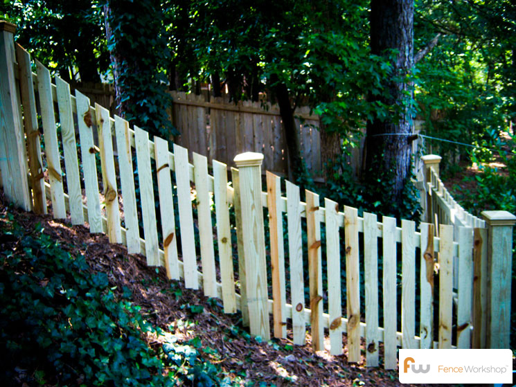 The Harris Fence Workshop