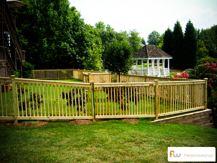 The Prince Fence Workshop