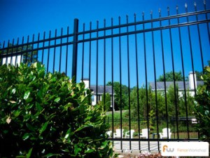 Steel Fences Atlanta