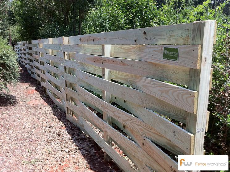 The Strickland Fence Workshop