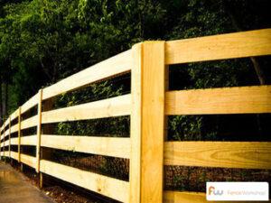 Wood Fences Atlanta