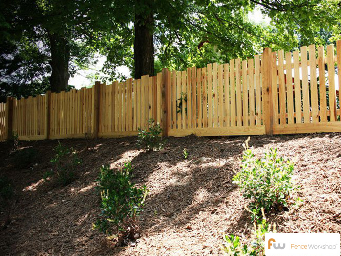Do It Yourself Fencing Materials : Fences diy vs professionally installed fence workshop™