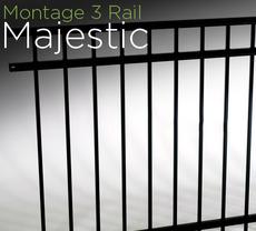 Montage Fences Fence Workshop