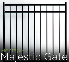 montage majestic gate