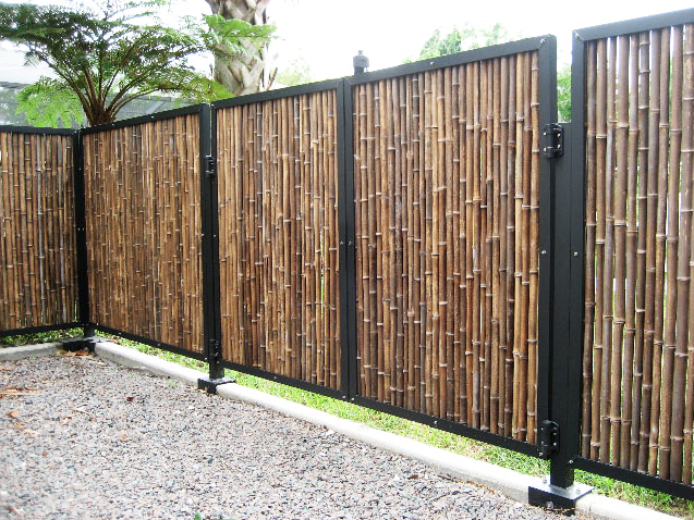 Bamboo Fence Supply Raleigh Nc Fence Workshop
