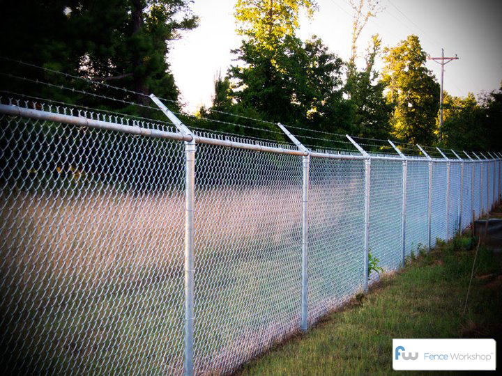 commercial chain link fences atlanta
