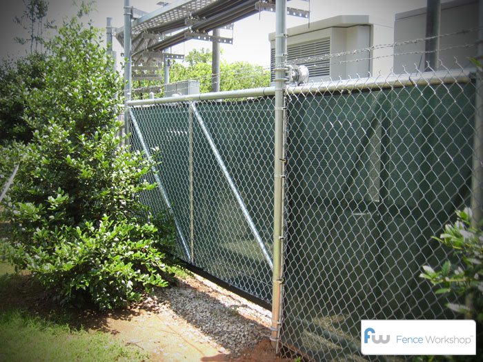 Chain Link Fence Repair Atlanta, GA