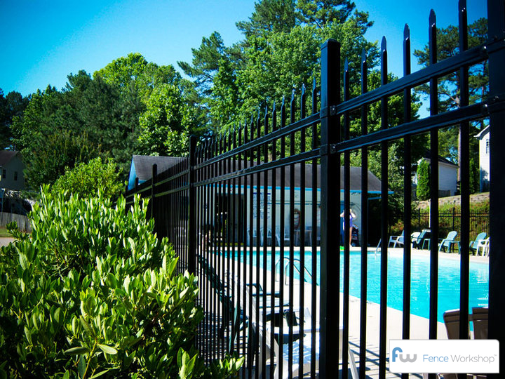 pool fences atlanta