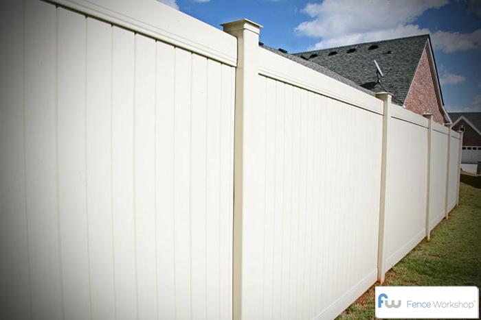Vinyl Privacy Fencing Atlanta