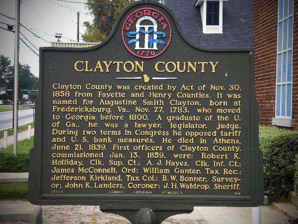 Clayton County Building Department