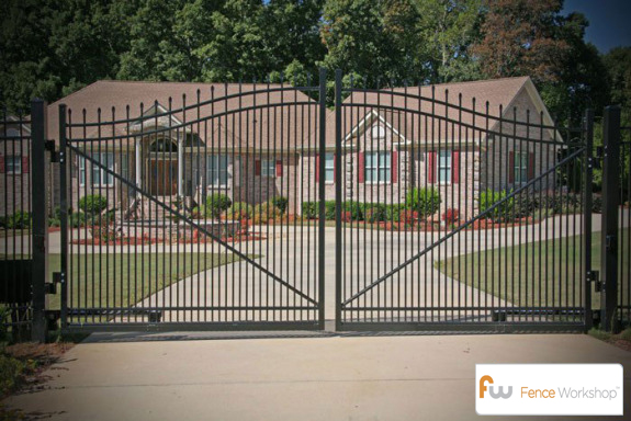 Security Gates Raleigh North Carolina