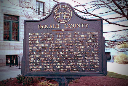 Dekalb County GA