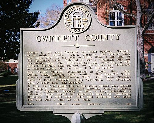 Gwinnett County GA