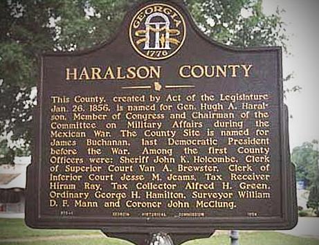 Haralson County GA