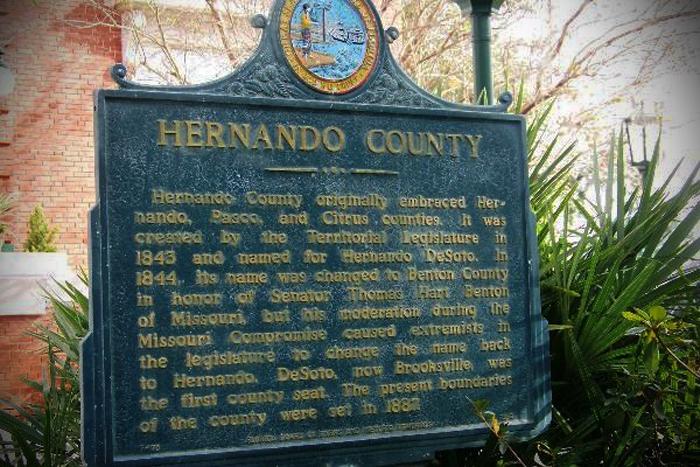 Hernando County FL