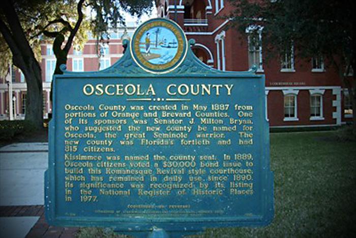 Osceola County FL