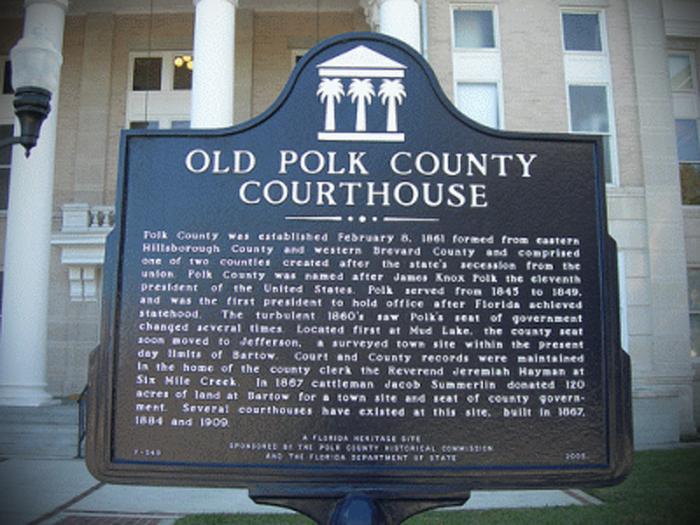 Polk County FL