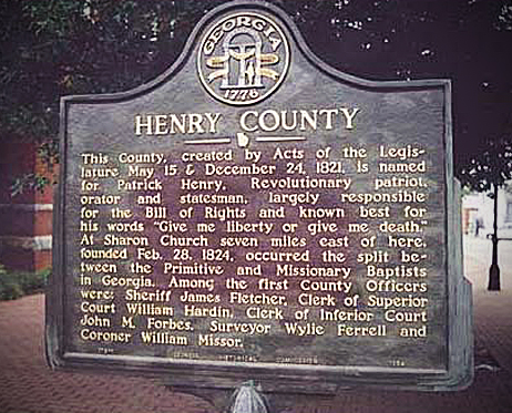 Henry County Building Permit Department