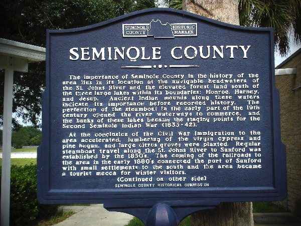 Seminol County FL