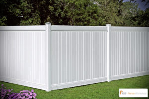 vinyl privacy fence panels online