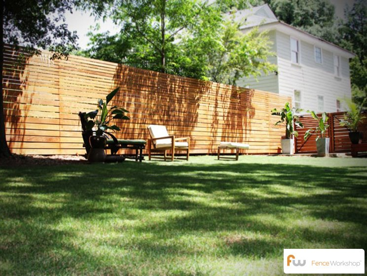Modern Fences Atlanta Fence Workshop