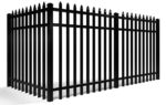 Atlanta Spear Top Aluminum Fence Kit
