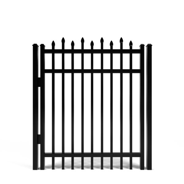 Dawson Alternating Spear Aluminum Walk Gate