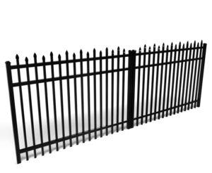 Dawson Alternating Spear Driveway Gate