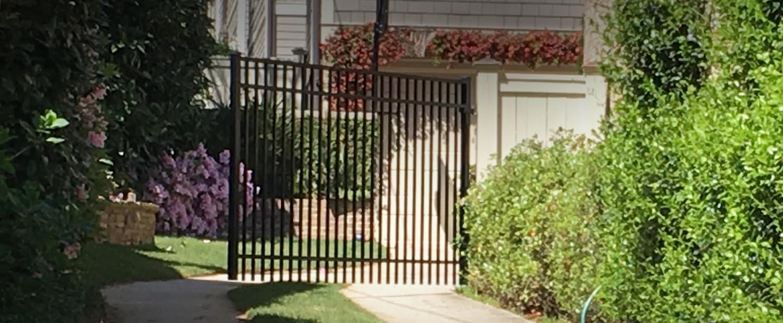 Aluminum Automatic Gate Opening