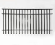 Buford Smooth Top Aluminum Fence Panel