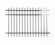 Dawson Aluminum Alternating Speartop Fencing
