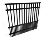 Berkley Aluminum Puppy Picket Fence Panel