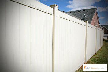 Vinyl Fences Raleigh Fence Workshop