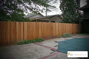 Custom pool fencing design and installation