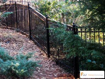 Echelon Aluminum Fence Workshop