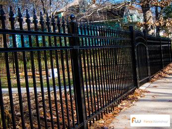 Ameristar residential fencing