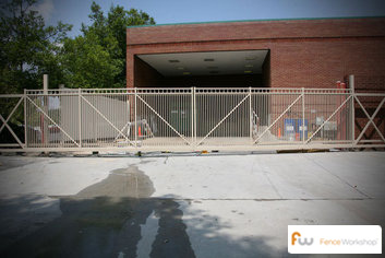 Commercial Gates Fence Workshop