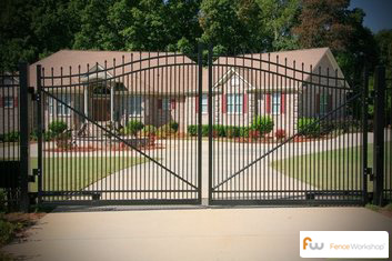 Residential Gates Fence Workshop